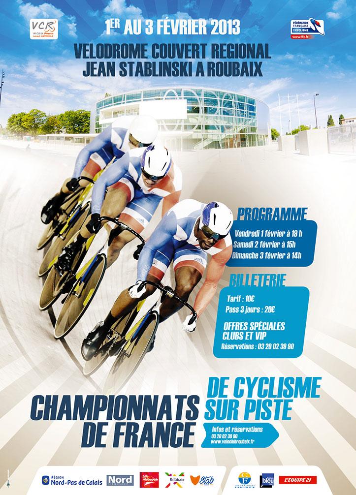 CHAMPIONNAT-DE-FRANCE--Cyclisme-sur-piste